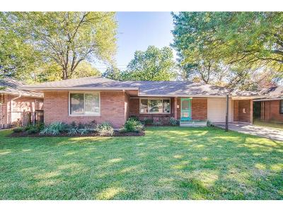 Houston Single Family Home For Sale: 4705 Libbey Lane