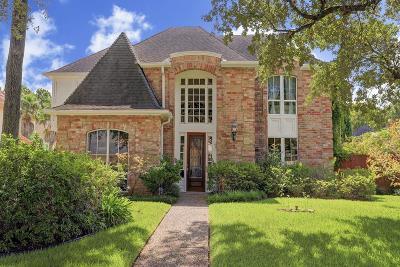 Houston Single Family Home For Sale: 15407 Walkwood
