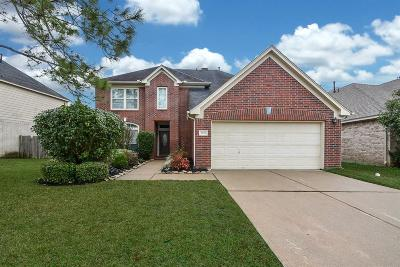 Manvel Single Family Home For Sale: 3627 Sunburst Drive