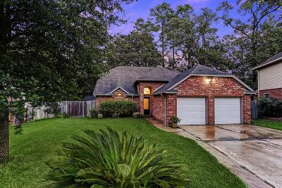 Conroe TX Single Family Home For Sale: $197,000