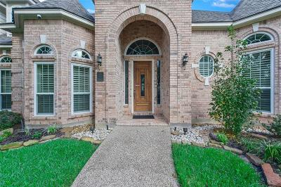 The Woodlands Single Family Home For Sale: 3 China Rose Court