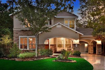 The Woodlands Single Family Home For Sale: 27 Forest Perch Place