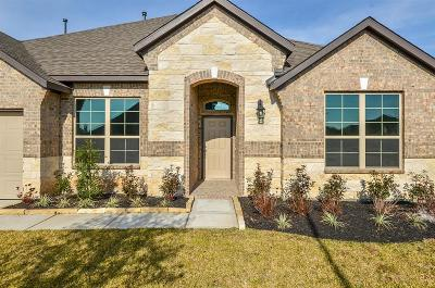 Katy Single Family Home For Sale: 29038 Endeavor River Drive