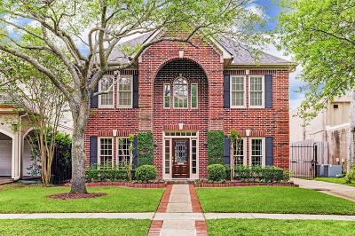Houston Single Family Home Pending Continue to Show: 6608 Mercer Street