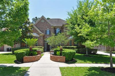 Kingwood Single Family Home For Sale: 6323 Hidden Lakes Drive