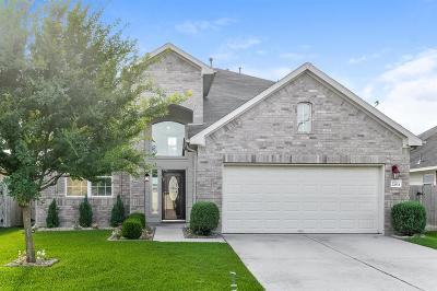 Spring Single Family Home For Sale: 21814 Saragosa Pond Lane