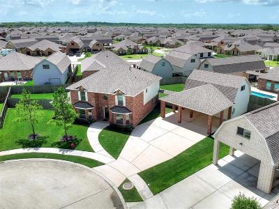 League City TX Single Family Home For Sale: $399,990