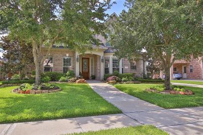 Fulshear Single Family Home For Sale: 5807 Spring River Lane
