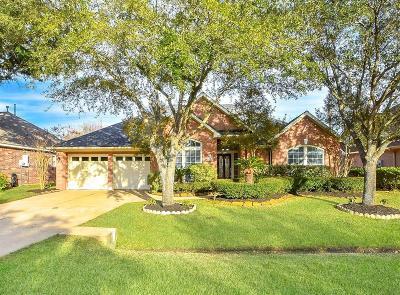 Houston Single Family Home For Sale: 31 Crestview Trail