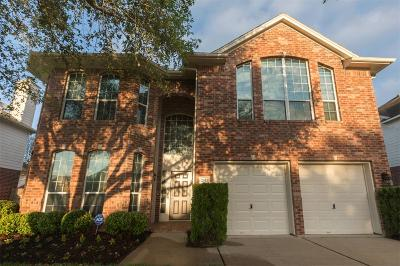Pearland Single Family Home For Sale: 2511 Sun Spot Lane