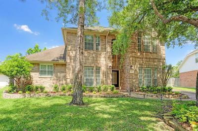 Katy Single Family Home For Sale: 23722 Shadow Creek Court