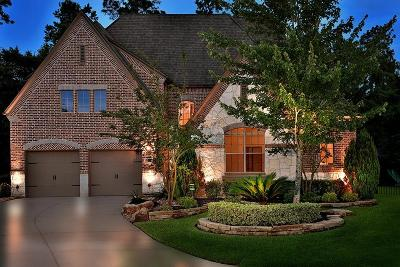 The Woodlands TX Single Family Home For Sale: $515,000