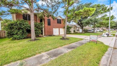 Houston Single Family Home For Sale: 14911 Crimson Trail