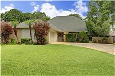 Sugar Land Single Family Home For Sale: 3115 Groveshire Court
