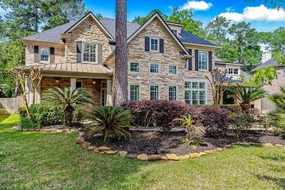Kingwood Single Family Home Pending: 2419 Riverway Oak Drive