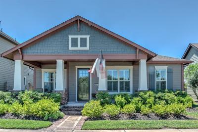 Cypress Single Family Home For Sale: 16819 Amelia Island Drive