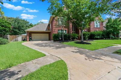 Cypress Single Family Home For Sale: 20414 Lake Spring Court
