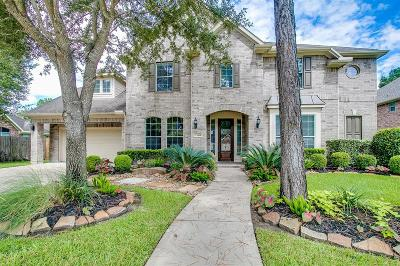Cypress Single Family Home For Sale: 15414 Stable Bend Circle