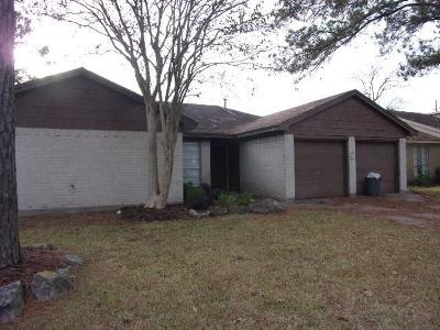 Spring Single Family Home For Sale: 23031 Bridgewater Drive