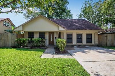 Seabrook Single Family Home For Sale: 1805 Aspen Lane