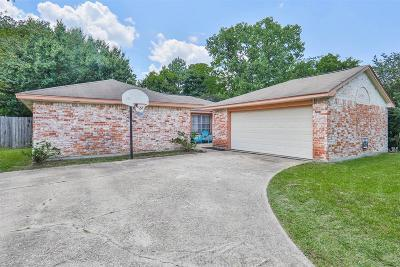 Conroe Single Family Home For Sale: 16966 Gleneagle Drive N