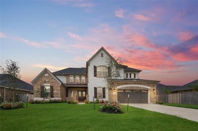 Katy Single Family Home For Sale: 1810 Carriage Oaks Lane