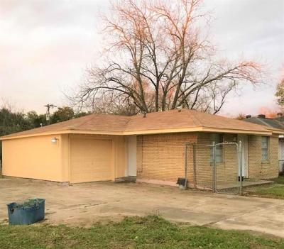 La Marque Single Family Home For Sale: 1126 Main Street