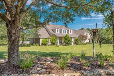 Bellville Single Family Home For Sale: 101 Heritage Trail
