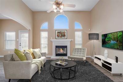 Katy Single Family Home For Sale: 19506 Bear Springs Drive