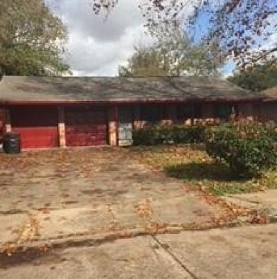 Houston Single Family Home For Sale: 6623 Richwood Road
