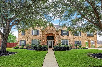 Katy Single Family Home For Sale: 24402 Falcon Point Drive