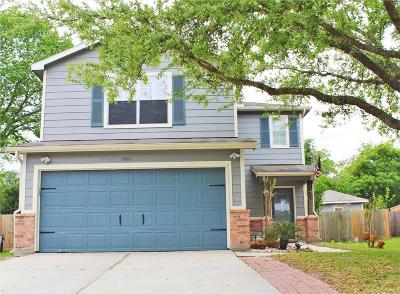 Humble Single Family Home For Sale: 20111 Pinto Ridge Drive