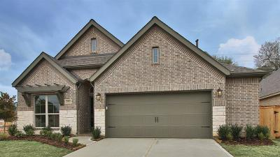 Tomball Single Family Home For Sale: 24511 Songlark Bend Drive