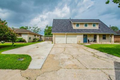 Houston TX Single Family Home For Sale: $197,980
