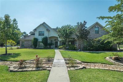 Conroe Single Family Home For Sale: 595 Fairway Oaks