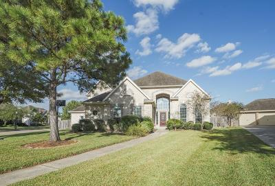 Seabrook Single Family Home For Sale: 2621 Drift Wood