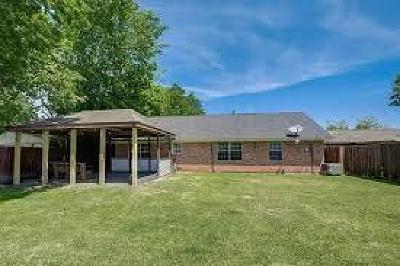 Houston Single Family Home For Sale: 754 Eastlake Street