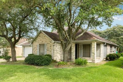 Pearland Single Family Home For Sale: 2819 S Peach Hollow Circle