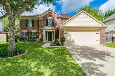 Pearland Single Family Home For Sale: 4004 Spring Branch Drive E