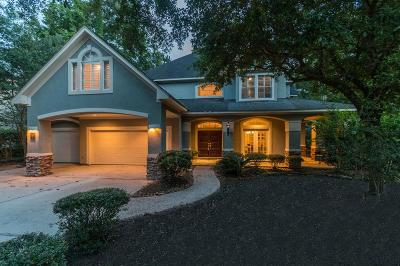 The Woodlands Single Family Home For Sale: 46 King Pine Court