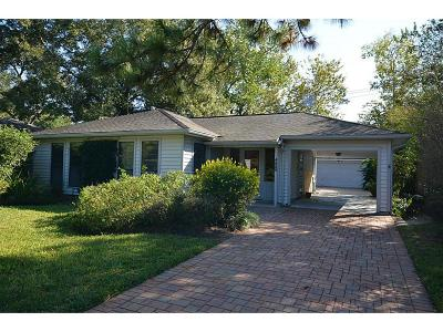 Bellaire Single Family Home For Sale: 4529 Holt Street