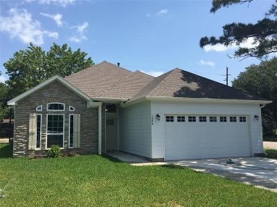 Brookshire Single Family Home For Sale: 3504 7th Street