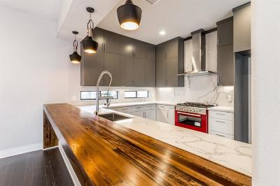 Houston Condo/Townhouse For Sale: 112 Welch Street #C