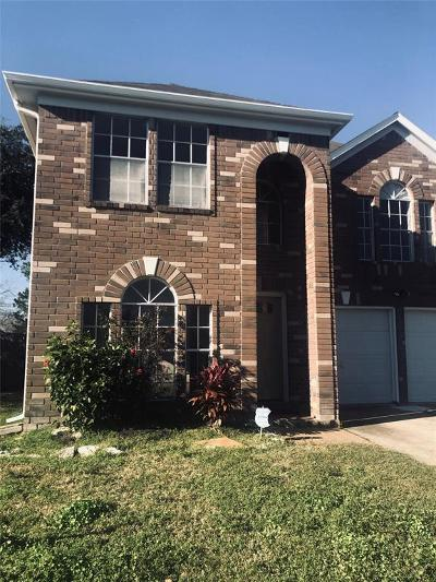 Missouri City Single Family Home For Sale: 1924 Hickory Glen Drive