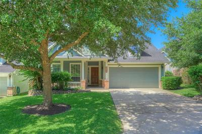 Conroe Single Family Home For Sale: 2605 Kimberly Dawn Drive