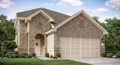 Katy Single Family Home For Sale: 25635 Pannier Place