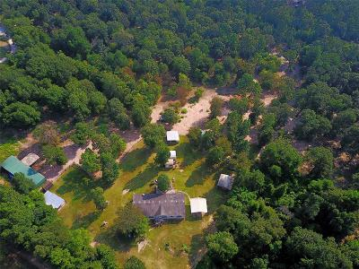 Conroe Single Family Home For Sale: 11041 Darby Loop