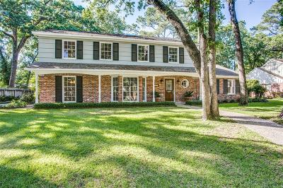Houston Single Family Home For Sale: 643 Ramblewood Road S