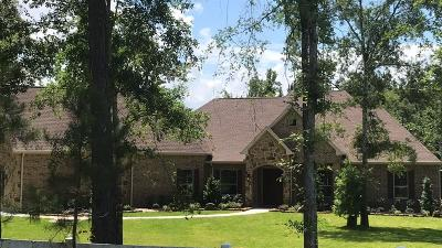 Montgomery Single Family Home For Sale: 11562 Shelleys Run