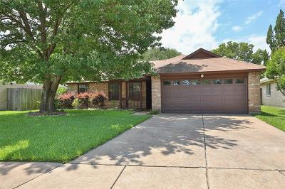Single Family Home For Sale: 5911 Angel Falls Lane